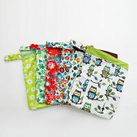 尿布袋外出便携式宝宝收纳袋子防水婴儿尿不湿袋挂袋纸尿裤尿片包