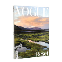Vogue UK 8月刊 Reset Nadine Ijewere 特�e封面