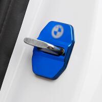 宝马3系320li新5系GT改装饰门锁扣保护盖X1X3X4X5X6内饰2/7系配件