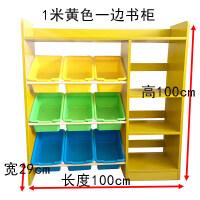 儿童书架玩具收纳架整理架置物架玩具收纳柜幼儿园储物柜大容量