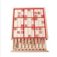 亲子互动训练玩具幼儿园玩具儿童九宫格数独游戏入门棋盘
