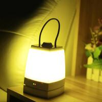 小夜灯充电式床上读书看书可定时无线移动悬挂床灯夜光不插电台灯