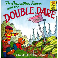 The Berenstain Bears and the Double Dare 《贝贝熊傻大胆》 ISBN 97803