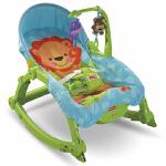 [当当自营]Fisher Price 费雪 可爱动物多功能轻便摇椅 W2811
