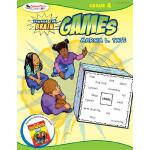 【预订】Engage the Brain: Games, Grade Four