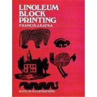 预订Linoleum Block Printing