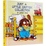英文原版绘本 Just a Little Critter Collection 小毛人英语绘本小怪物系列故事 梅瑟梅尔