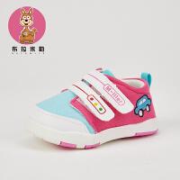 1-3岁宝宝布鞋春秋款软底鞋0-2岁宝宝儿童单鞋透气学步鞋