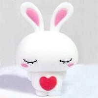可爱红心兔子u盘 情侣U盘 卡通创意U盘 礼品U盘 4G/8G/16G/32G 1个装
