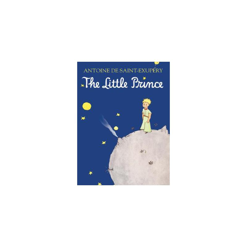 【预订】The Little Prince 预订商品,需要1-3个月发货,非质量问题不接受退换货。