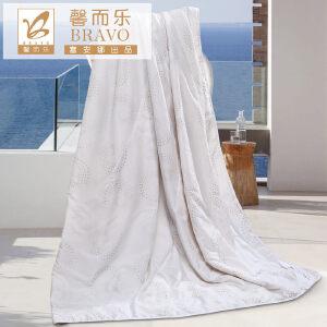 [当当自营]富安娜夏被空调被 馨而乐乐享大豆纤维夏被 1.5米