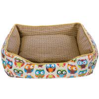 Madden 麦豆狗窝 春夏季全可拆洗猫狗窝垫 宠物用品贵宾狗床猫窝泰迪比熊垫子宠物窝