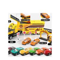 儿童玩具小汽车合金回力车模型套装男孩4惯性宝宝0-1-2-3-4岁仿真男孩儿童宝宝玩具