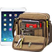 多功能数码包 8英寸平板电脑包 单肩斜挎帆布休闲包 苹果/三星8英寸平板电脑内胆包 iPad mini保护套/保护包/