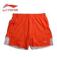 李宁/LINIGN羽毛球服 全英赛男 女款比赛服 羽毛球短裤 AAPH008-2