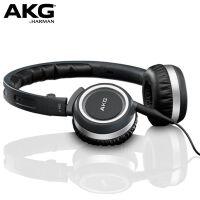 AKG K450 头戴式耳机 折叠便携式耳机 加强重低音耳机 爱科技Hifi音质手机耳机,可媲美监听耳机