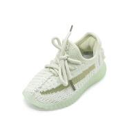 夏季儿童透气椰子鞋小童运动鞋男软底网面学步鞋1-3岁宝宝鞋子