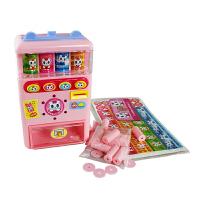 儿童会说话饮料自动售货机玩具收银机过家家玩具可乐机贩卖机女孩