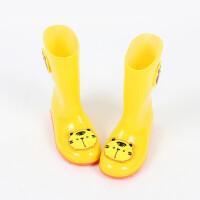 儿童雨鞋雨靴男女童宝宝时尚防滑雨鞋水鞋