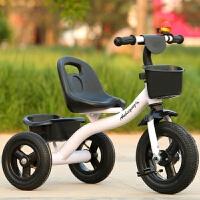 儿童三轮车脚踏车1-3-5岁手推车小孩单车男女宝宝大号玩具自行车