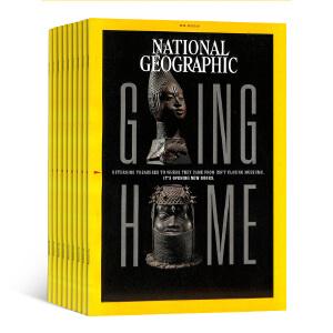 美国国家地理杂志英文版 旅游图书2020年4月起订全年12期订阅新刊订阅  杂志订阅 杂志铺