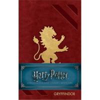 预订Harry Potter: Gryffindor Ruled Pocket Journal