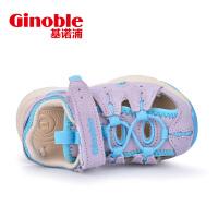 婴儿宝宝机能鞋宝宝学步鞋夏季男女童凉鞋学步鞋