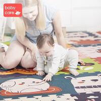 babycare婴儿拼接爬行垫加厚儿童客厅家用宝宝泡沫爬爬垫可折叠地