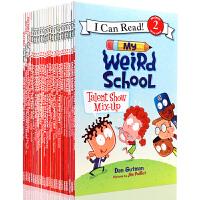 英文原版 进口平装绘本 I Can Read第二阶段20册合售 汪培�E推荐 儿童故事书 情商励志畅销书籍
