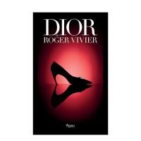Dior by Roger Vivier 迪奥 罗杰维威耶 英文原版服装设计鞋子设计