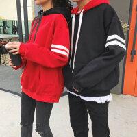 情侣装卫衣秋冬季2018新款韩版宽松加绒加厚男女外套学生上衣班服