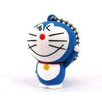 单件包邮 日照鑫 哆啦A梦U盘 机器猫U盘时尚创意卡通优盘可爱U盘 32G /16G(一个装)