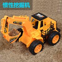 玩具汽车 大号工程车儿童挖土机大卡车玩具车男孩小汽车玩具
