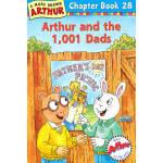 Arthur and the 1,001 Dads(Chapter Book 28)亚瑟小子的父亲节野餐 ISBN 9780316122801