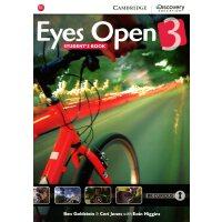 剑桥新探索系列中学英语教材 Eyes Open Level 3 Student Book 学生用书