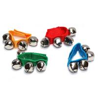 奥尔夫乐器 音乐玩具 爬行锻炼 腕铃 脚铃(一对)