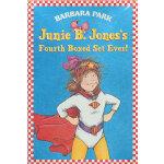 Junie B. Jones's Fourth Boxed Set Ever! (Books 13-16) 朱尼・琼斯