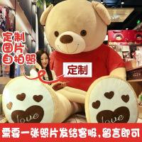 熊抱抱熊公仔大型布偶熊泰迪熊熊猫玩偶可爱布娃娃大熊毛绒玩具女孩抱枕