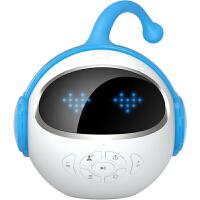 未来小七快乐小迪人工智能机器人互动英语对话儿童学习教育益智学习启蒙对话机器人生日礼物 公主粉