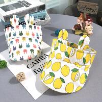 宝宝帽子夏 男童薄款1-3岁潮太阳夏天儿童空顶遮阳帽婴儿帽
