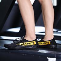 瑜伽健身鞋女跑步机鞋跳绳室外运动游泳鞋