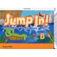 牛津幼儿英语教材 Jump In! Class Book Level B