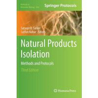 【预订】Natural Products Isolation: Methods and Protocols