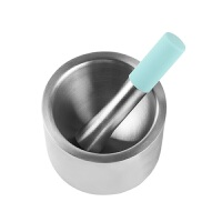 捣蒜器捣碎器捣药罐蒜泥器家用手动蒜石臼子研磨器