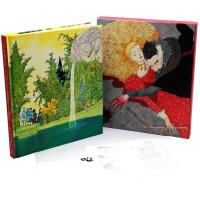 游吟诗人皮陀故事集 Tales of Beedle the Bard英文原版小说 JK罗琳 豪华精装版 收藏珍藏版
