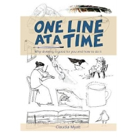 预订One Line At a Time:Why Drawing is Good for you and How to