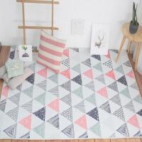 地毯卧室北欧民族风地毯卧室客厅沙发茶几垫现代简约摩洛哥家用可水洗定制