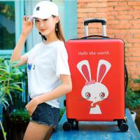 卡通儿童拉杆箱行李箱耐磨旅行箱防水20寸登机箱24寸