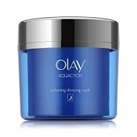 [当当自营] Olay玉兰油 水漾动力弹嫩睡眠面膜(免洗易吸收 补水) 130g