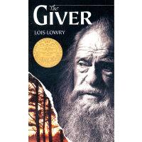The Giver (1994 Newbery Medal Winner)《记忆传授者》(1994年纽伯瑞金奖小说)